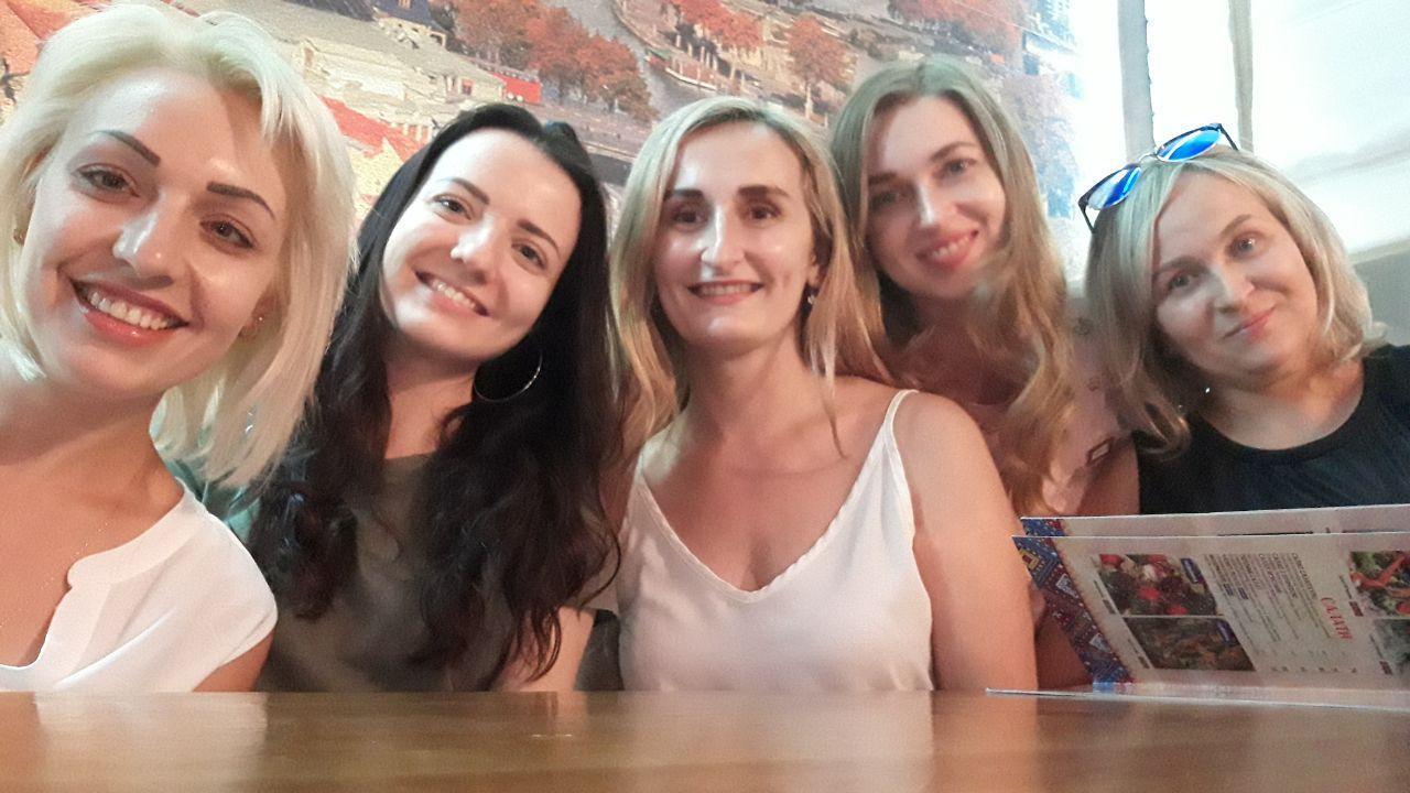 летнее собрание в Никополе!)